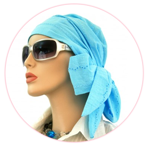 blue-head-wrap